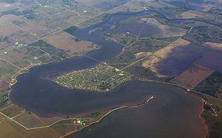 Carancahua Bay