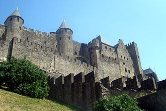 Carcassonne - Fortified City Wall