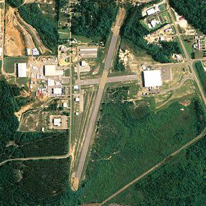 Carl Folsom Airport - NAIP aerial image, 30 June 2006