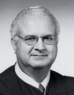 Carlos R. Moreno - Carlos Moreno's official portrait as Associate Justice of the Supreme Court of California