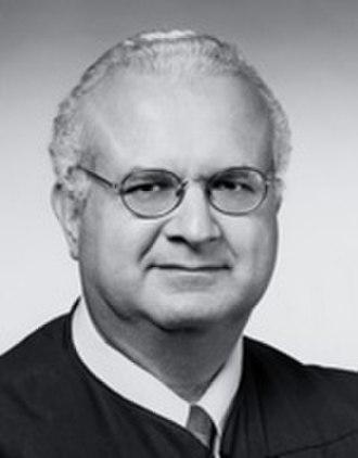 Carlos R. Moreno - Carlos Moreno's official portrait as Associate Justice of the Supreme Court of California