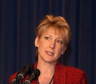 Carly Fiorina - Fiorina in 2003.