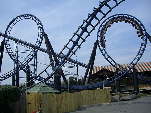 Carolina Cyclone (Double Loop)