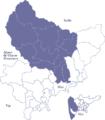 Carte de la 5e circonscription des alpes-maritimes.PNG