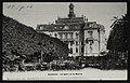 Carte postale - Asnières-sur-Seine - Le Parc et la Mairie - 9FI-ASN 111.jpg