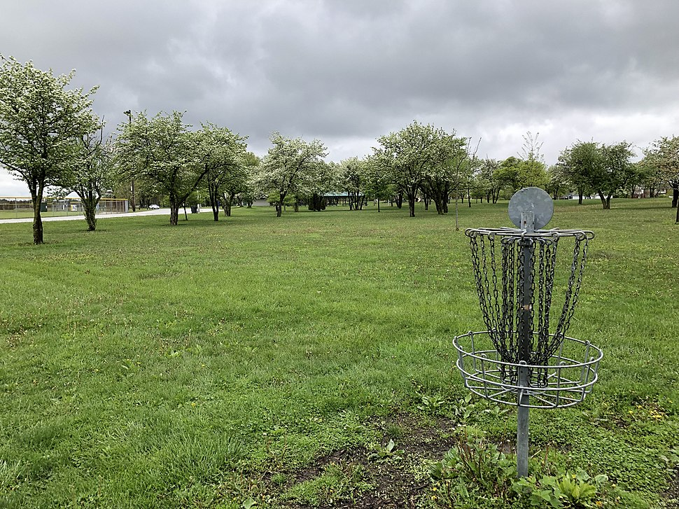 Carter park disk golf