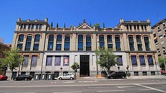 La Casa Encendida (Madrid) - La Casa Encendida Building