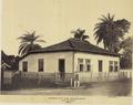 Casa de Peter Lund em Lagoa Santa, c.1868-1869. Riedel (cropped).png
