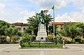 Casalguidi, monumento ai caduti di lindo meoni, 1995, 03.jpg