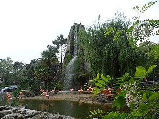 La Palmyre Zoo zoo in France