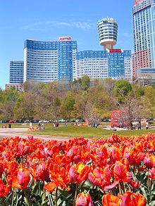 Niagara Falls Hotels >> Tower Hotel (Niagara Falls) - Wikipedia