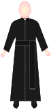 Cassock (Priest).svg