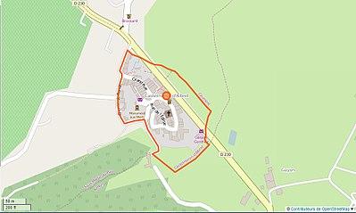 Castelmoron-d'Albret Limites de la commune.jpg