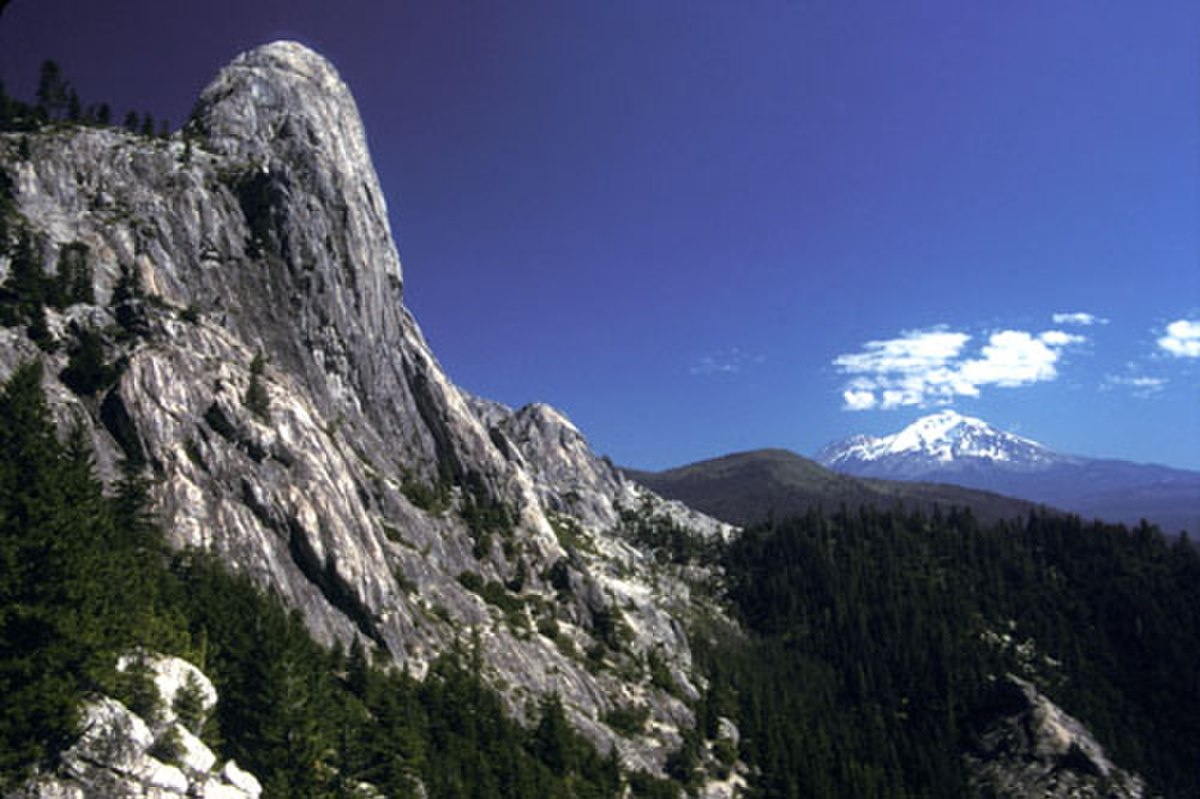 Castle Crags State Park - Wikipedia