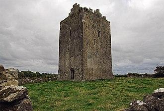 Lorrha - Lackeen Castle