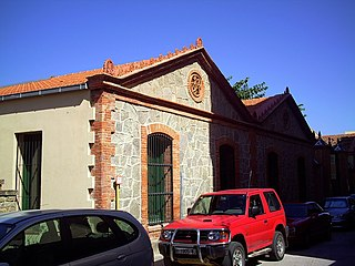Textile museum in Premià de Mar