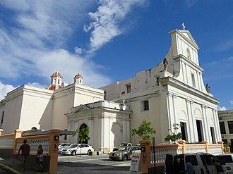 Roman Catholic Archdiocese of San Juan de Puerto Rico - Cathedral of San Juan Bautista