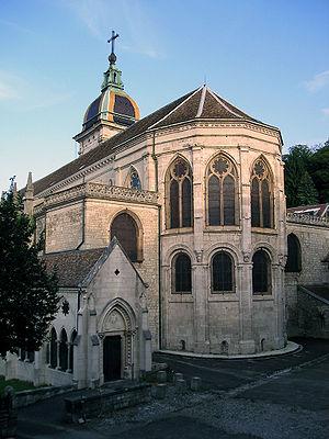 Roman Catholic Archdiocese of Besançon - Besançon Cathedral