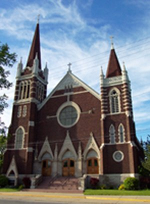 Roman Catholic Diocese of Saginaw - Cathedral of Mary of the Assumption, Saginaw