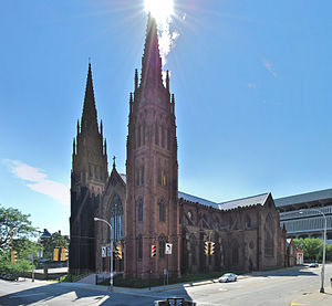 Roman Catholic Diocese of Albany - Cathedral of the Immaculate Conception, Albany