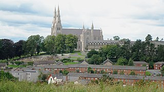Armagh county town of County Armagh in Northern Ireland