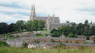 Armagh - Image: Cathedrale d Armagh