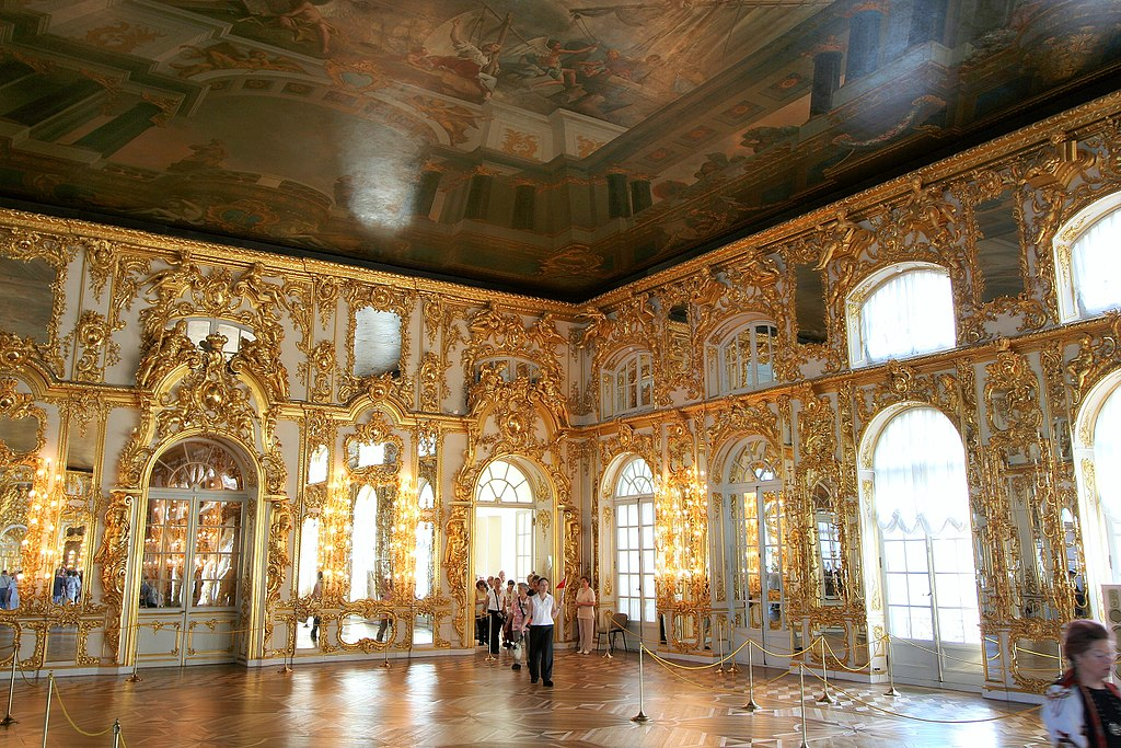 File Catherine Palace Ballroom 1 Jpg Wikimedia Commons