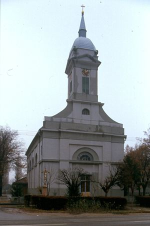 Temerin - The Catholic Church