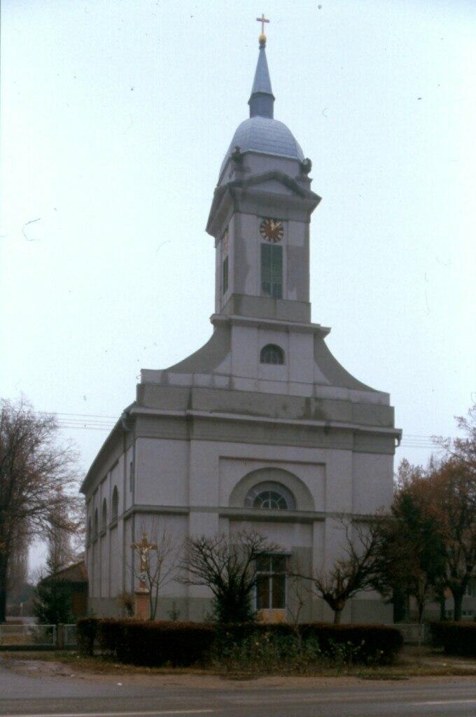 Catholic church in Temerin, Vojvodina, Serbia