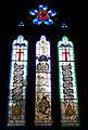 Caythorpe St Vincent - Stained window - Airborne Signals 02.jpg