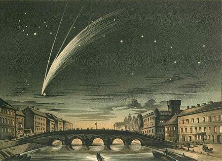 Bolidi nel cielo:le comete 450px-Celoria_-_Atlante_Astronomico%2C_1890_%28page_XX_-_fig_1%29