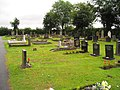 Cemetery at Weston Rhyn - geograph.org.uk - 226743.jpg