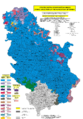 Census 2002 Serbia, ethnic map (by localities).png