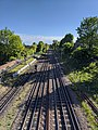 Central line, between Woodford and South Woodford.jpg