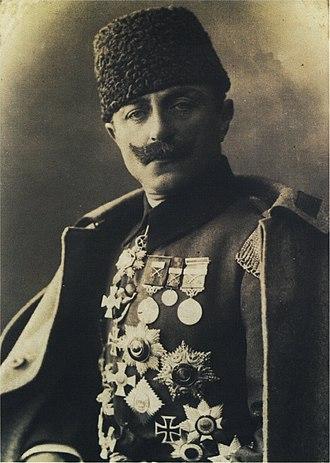 Cevat Çobanlı - Image: Cevat Pasha