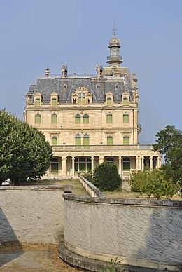 Castillo de Aubiry en Céret