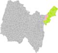 Chézery-Forens (Ain) dans son Arrondissement.png