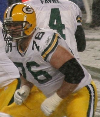 Chad Clifton - Clifton with the Packers in 2006