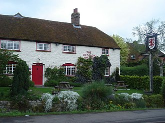 Chalgrove - The Red Lion pub