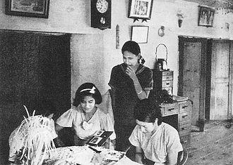Chamorro people - Chamorro girls in the 1930s