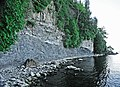 Champlain Thrust Fault (near Lone Rock Point, Lake Champlain, Vermont, USA) 7.jpg