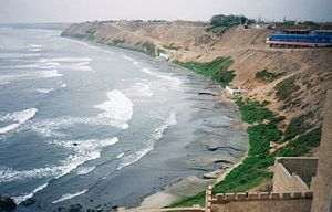 Chancay - Image: Chancay beach