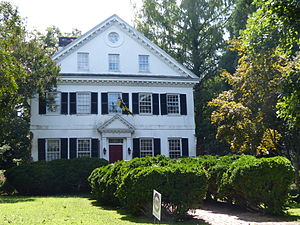 National Register of Historic Places listings in Worcester County, Maryland - Image: Chanceford