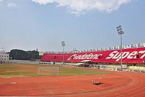Chandrasekharan Nair Stadium - Chandrashekaran Nair Stadium