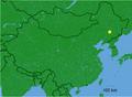 Changchun dot.png