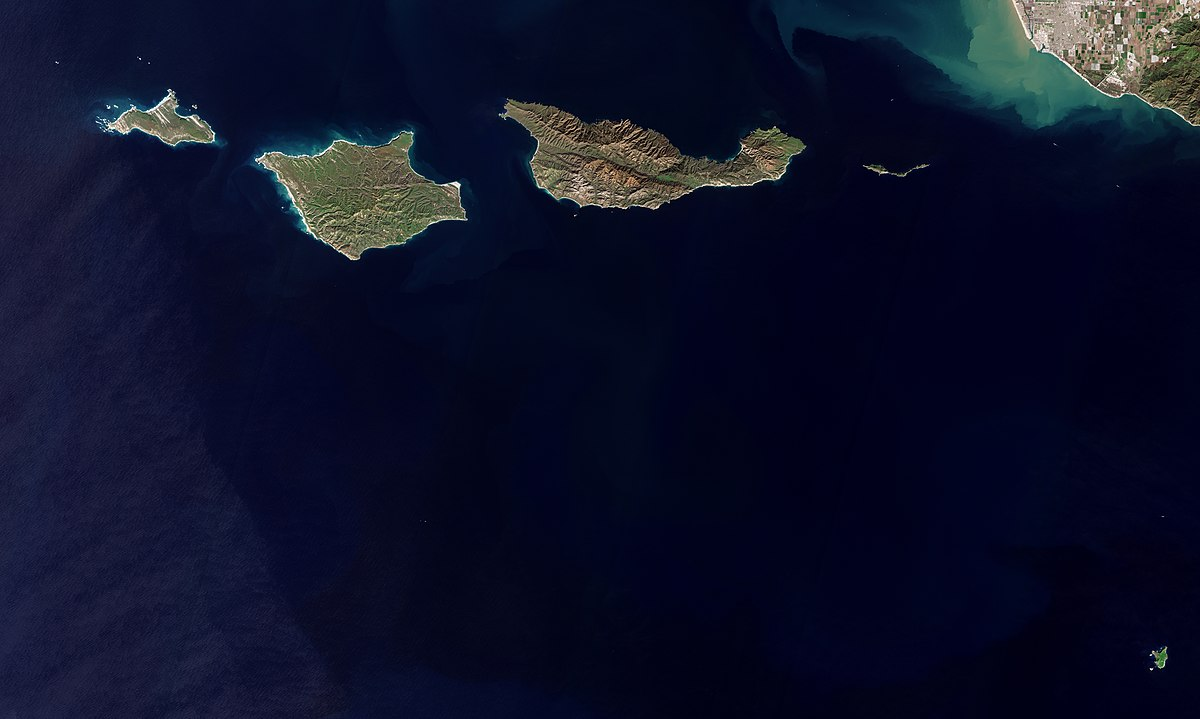 Channel Islands National Park - Wikipedia