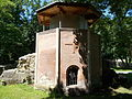 Chapel (E). Dominican monastery on Margaret Island (Virgin Mary). Listed ID 1197. - Margaret Island, Budapest, Hungary.JPG