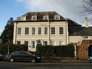 "Chapel House, Monmouth - ""the best house in the entire street"""
