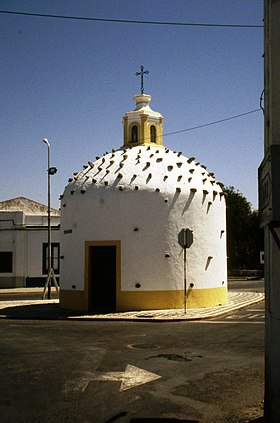 Chapel of Calvario, Ferreira do alentejo.jpg