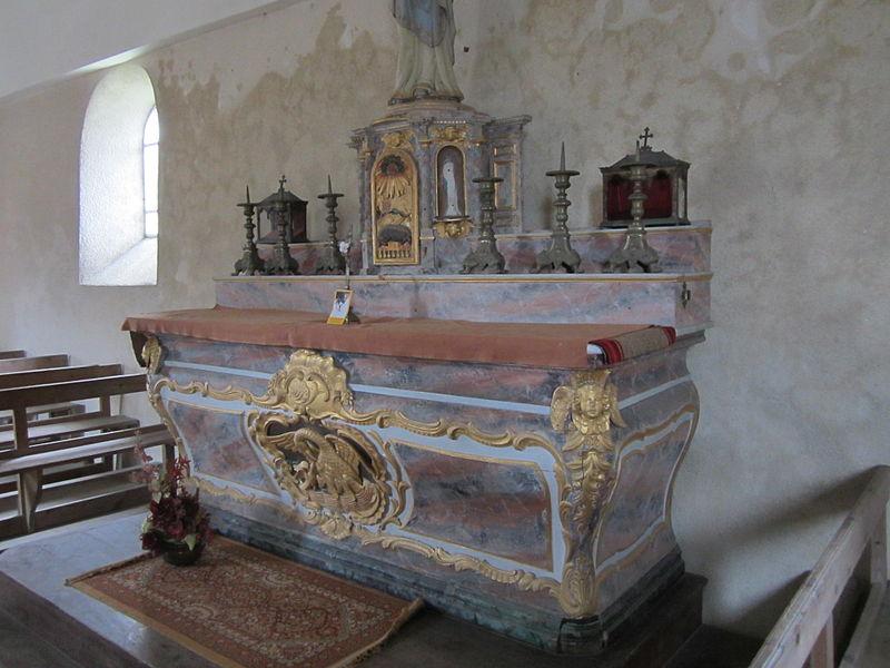 Chapelle des Marins de Gateville-le-Phare, XIe